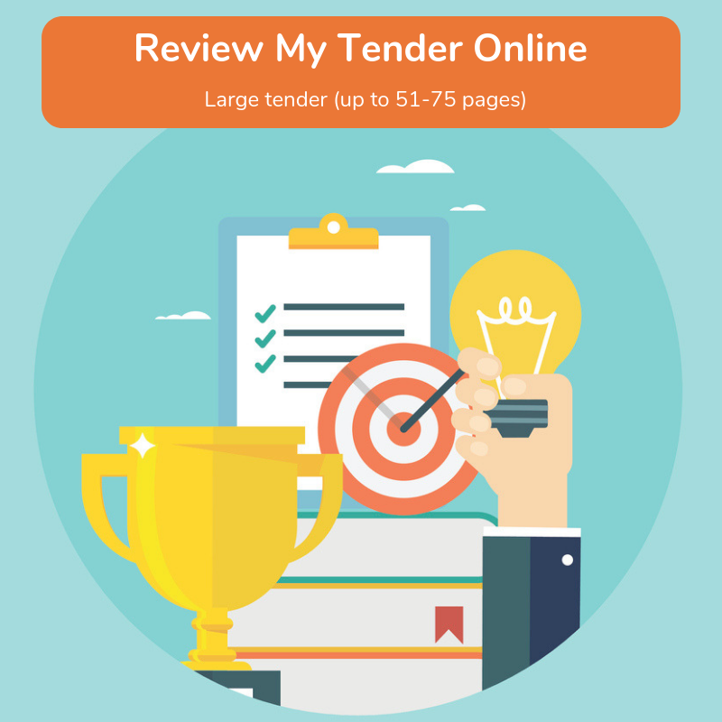 large tender review package
